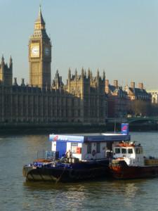 Вестминстерский Дворец - групповые экскурсии по Лондону