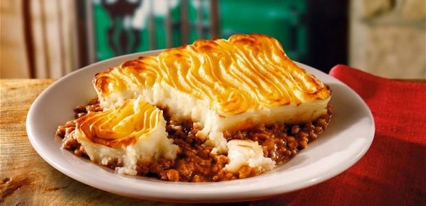Shepherd's pie или сытный обед пастуха