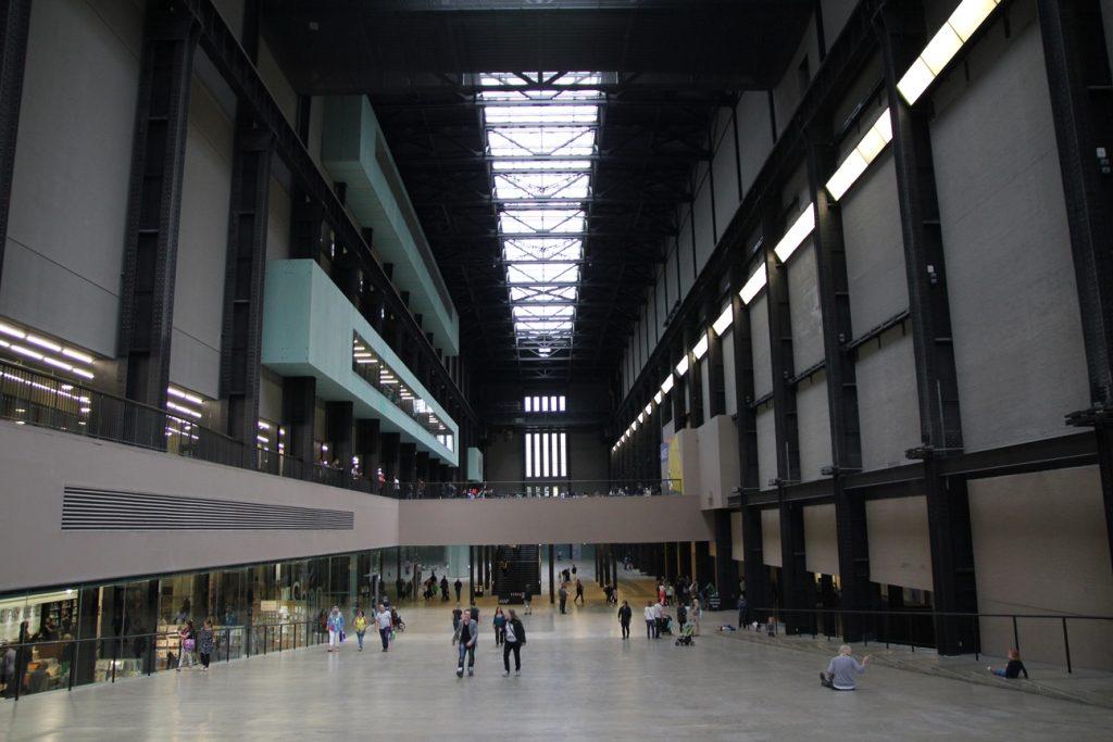 Tate-Modern-Art-Museum-Inside