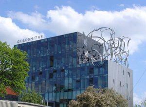 Здание творческого факультета Голдсмита