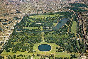 Hyde Park. Фото взято с сайта Tedy Travel.